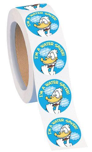 Sticker Roll