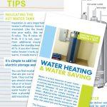 Water Heating & Water Saving