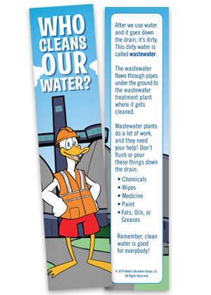Who Cleans Our Water?