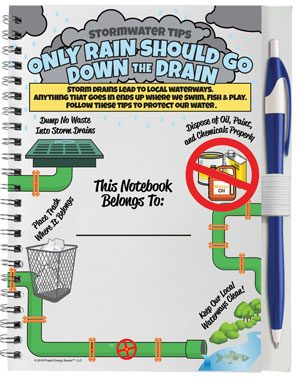 Stormwater notebook